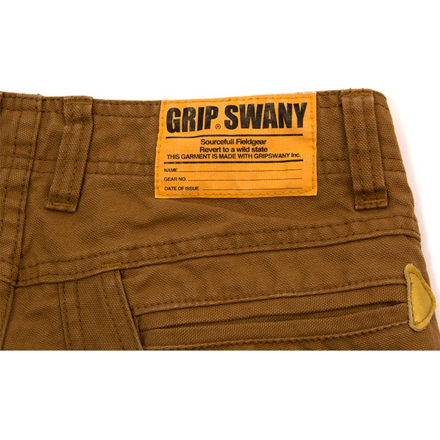 [GSP-13] WP WORK PANTS / WALNUTS