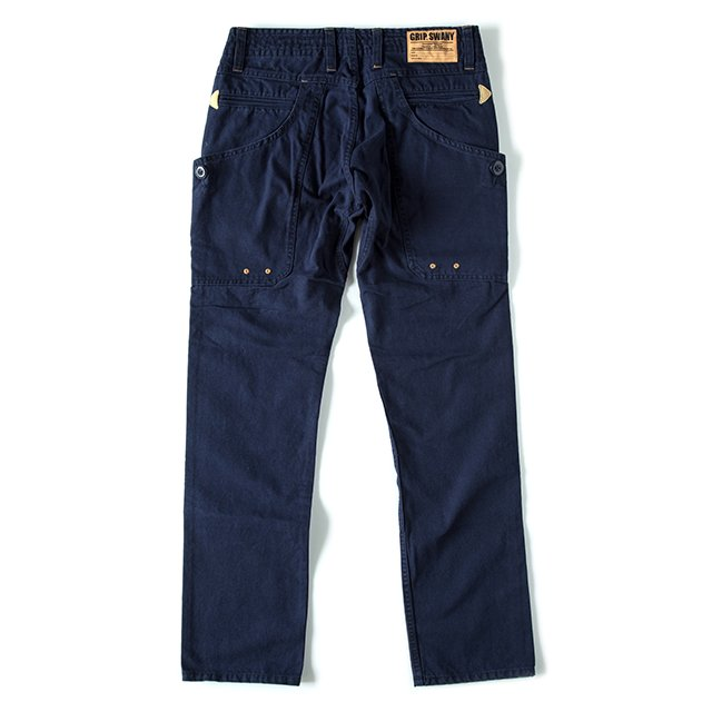 [GSP-12] WORK PANTS � / NAVY