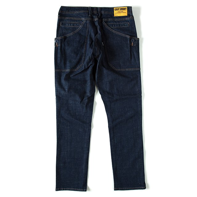[GSP-32] DENIM WORK PANTS / INDIGO