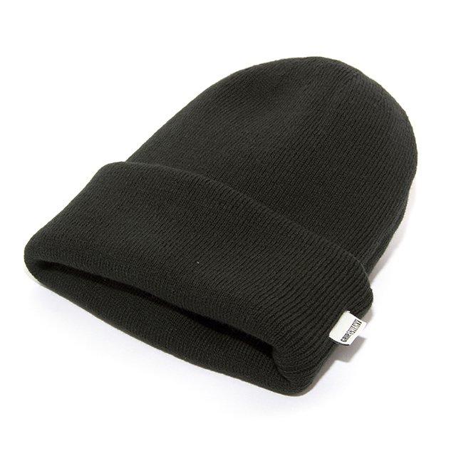 [GSA-33] NIT CAP / BLACK