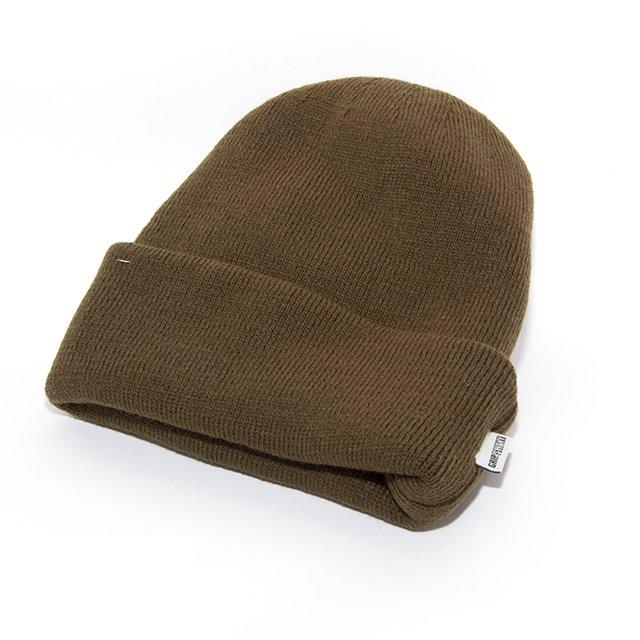 [GSA-33] NIT CAP / KHAKI
