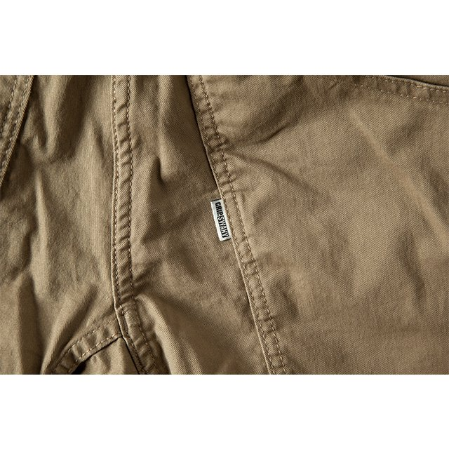 [GSP-40] CAMP PANTS / BEIGE