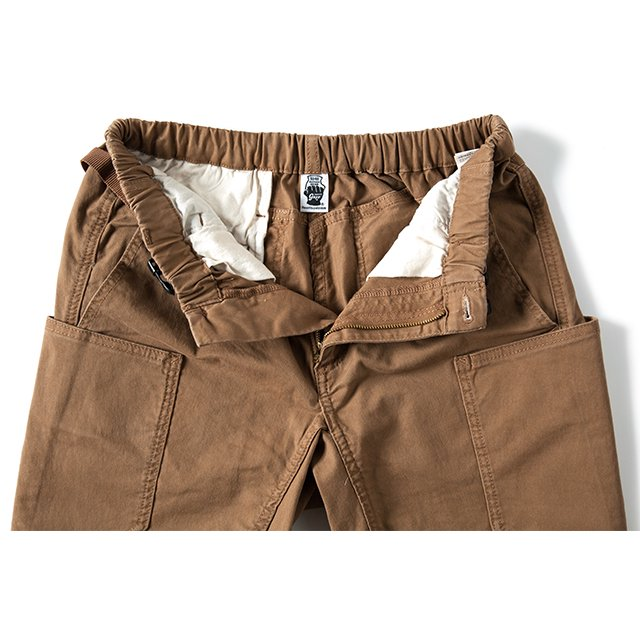 [GSP-40] CAMP PANTS / WALNUT