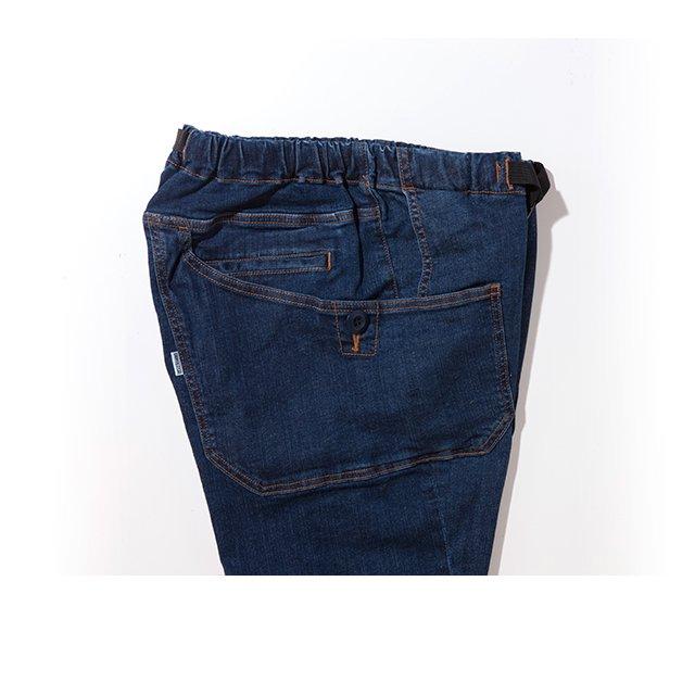 [GSP-43] JOG 3D CAMP PANTS / INDIGO