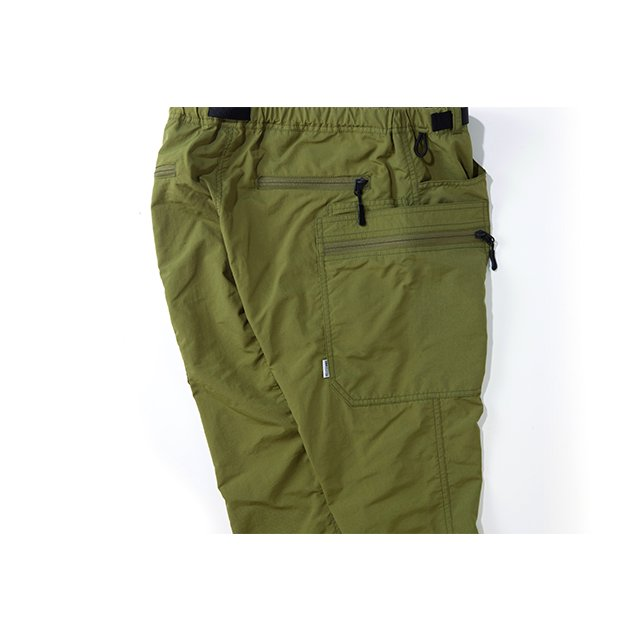 [GSP-44] GEAR PANTS / OLIVE