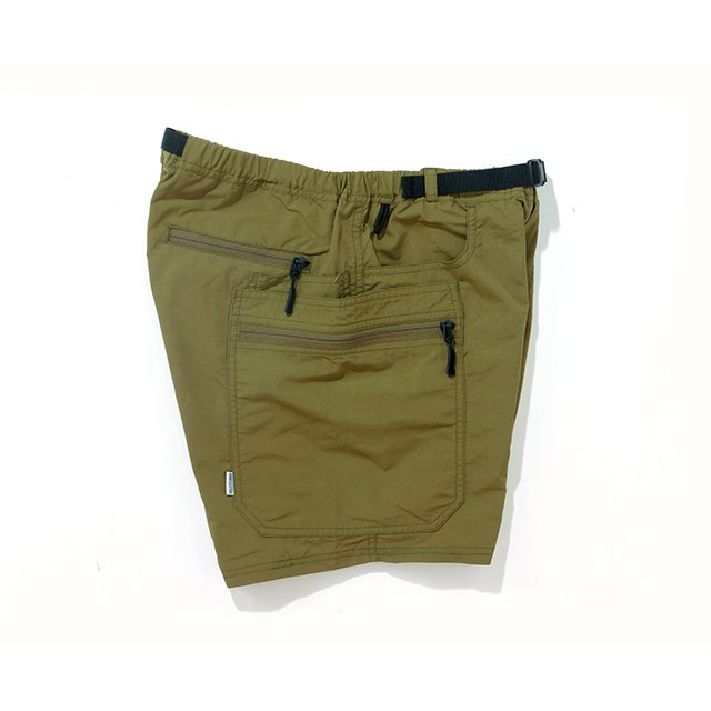 [GSP-45] GEAR SHORTS / OLIVE
