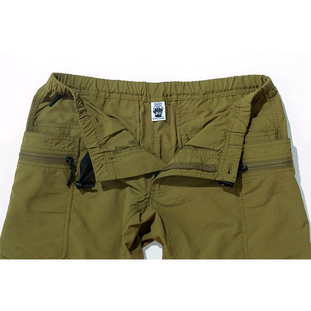 GSP-45 GEAR SHORTS OLIVE