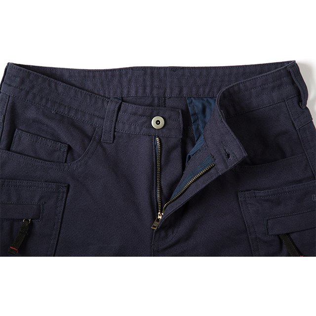 [GSP-46] FIREPROOF PANTS / NAVY
