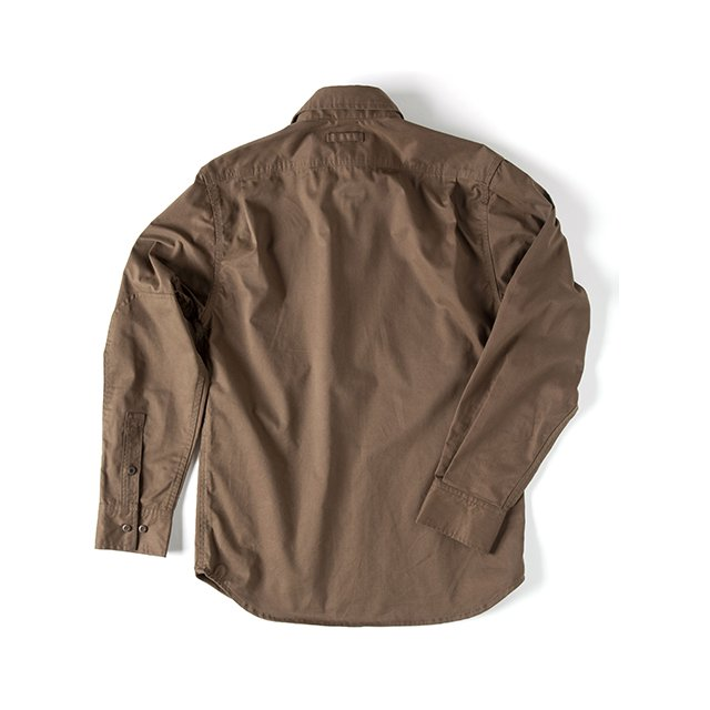 [GSS-22] FIREPROOF WORK SHIRT / OLIVE