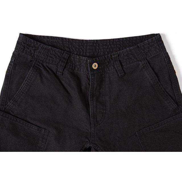 [GSP-15] WORK PANTS / BLACK