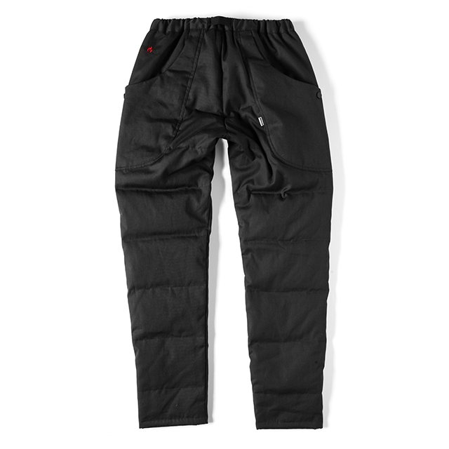 [GSP-56] FIREPROOF DOWN WORK PANTS / BLACK