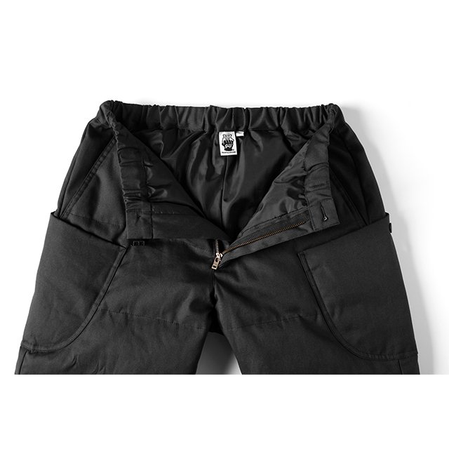 [GSP-50] FIREPROOF DOWN PANTS / BLACK