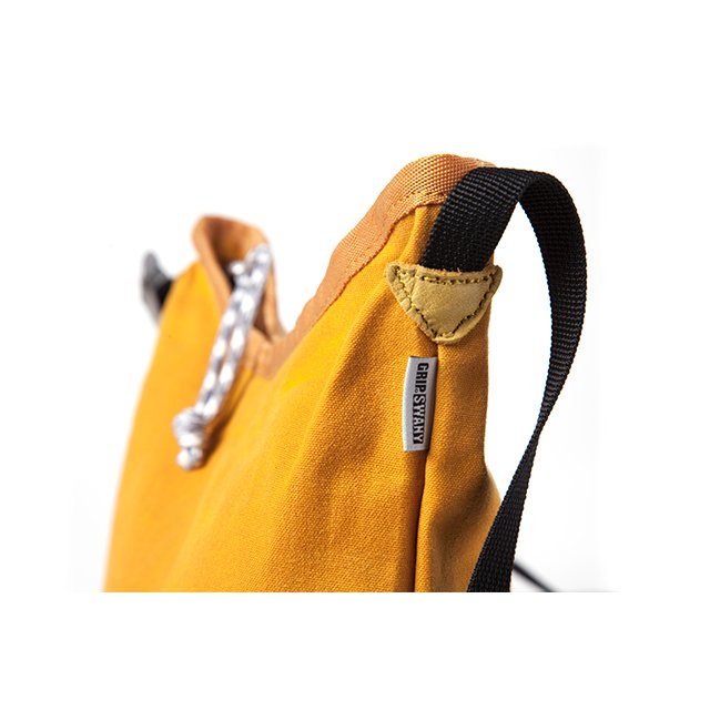[GS-BG01] CAMP GEAR SACOCHE / GOLD