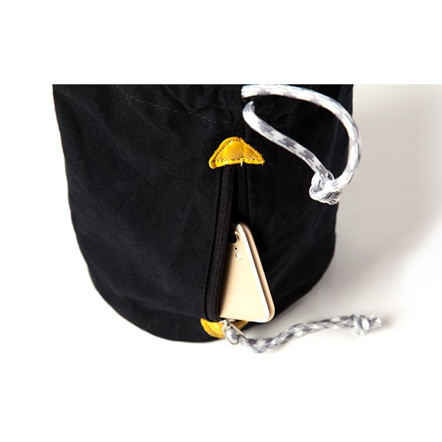 [GS-BG02] CAMP GEAR POUCH / BLACK