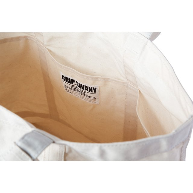[GS-BG04] CAMP GEAR TOTE / NATURAL