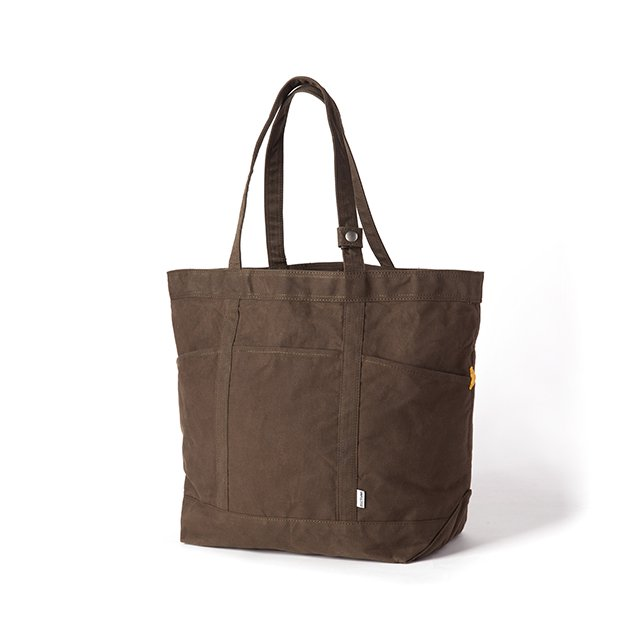 [GS-BG04] CAMP GEAR TOTE / OLIVE