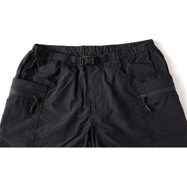 [GSP-45] GEAR SHORTS / BLACK