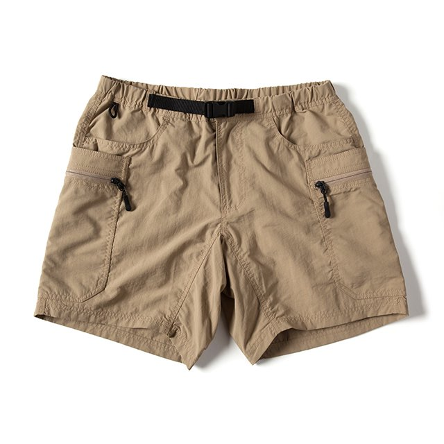 [GSP-45] GEAR SHORTS / BEIGE
