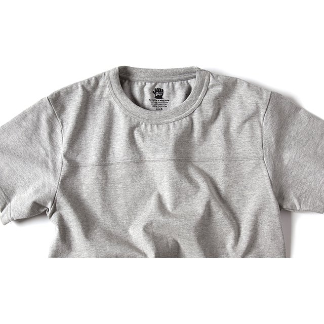 [GSC-23] CAMP POCKET T SHIRT / GRAY