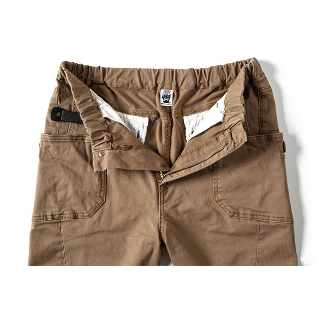 [GSP-55] JOG 3D CAMP PANTS / SOIL