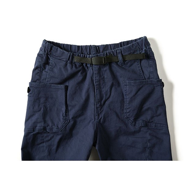 <img class='new_mark_img1' src='https://img.shop-pro.jp/img/new/icons5.gif' style='border:none;display:inline;margin:0px;padding:0px;width:auto;' />[GSP-55] JOG 3D CAMP PANTS / NAVY