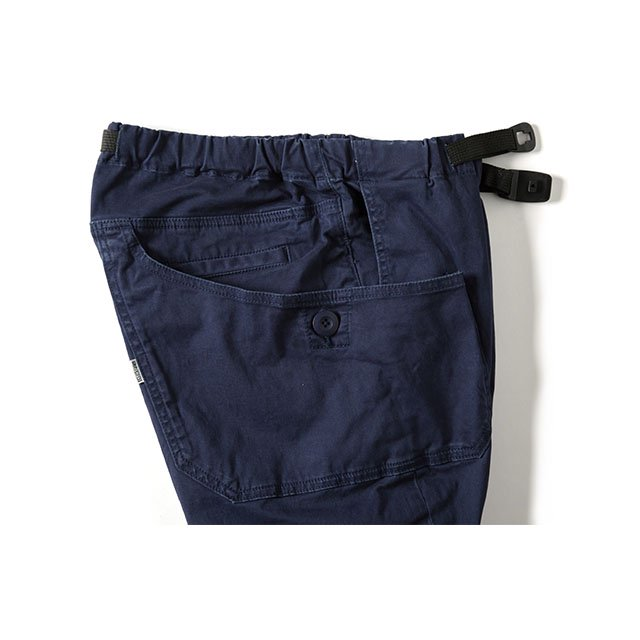 [GSP-55] JOG 3D CAMP PANTS / NAVY