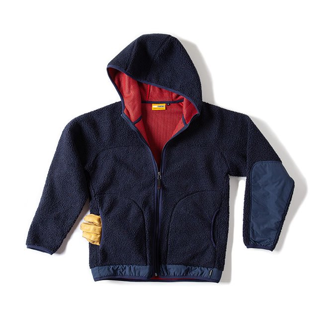 <img class='new_mark_img1' src='https://img.shop-pro.jp/img/new/icons5.gif' style='border:none;display:inline;margin:0px;padding:0px;width:auto;' />[GSC-25] FLEECE BOA PARKA / NAVY