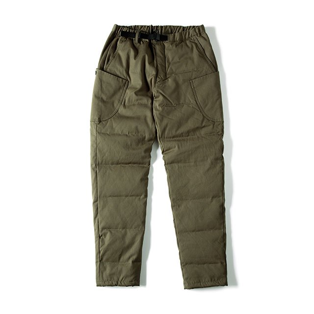 [GSP-56] FIREPROOF DOWN WORK PANTS / OLIVE