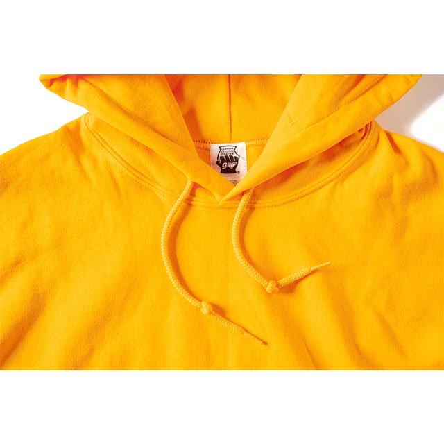 [GSC-26] GRIPSWANY LOGO PARKA / YELLOW