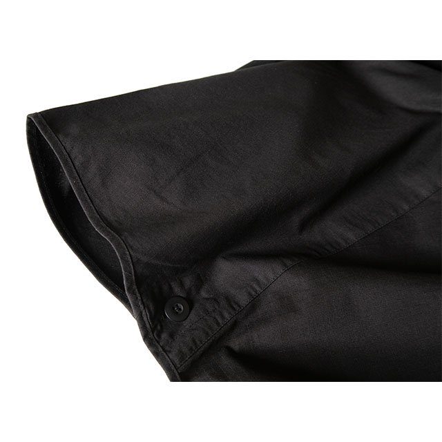 [GSJ-40] FIREPROOF PONCHO / BLACK