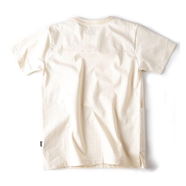 [GSC-23] CAMP POCKET T SHIRT / WHITE