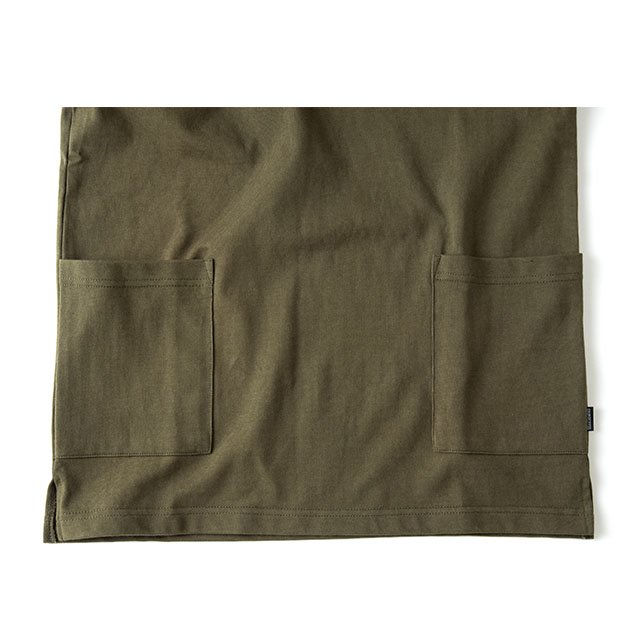 [GSC-23] CAMP POCKET T SHIRT / OLIVE