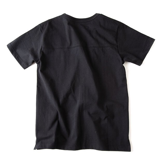 [GSC-23] CAMP POCKET T SHIRT / BLACK