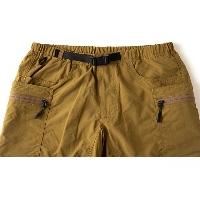 [GSP-45] GEAR SHORTS / KHAKI