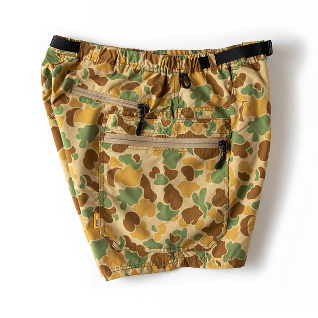 [GSP-45] GEAR SHORTS / G.S. CAMO