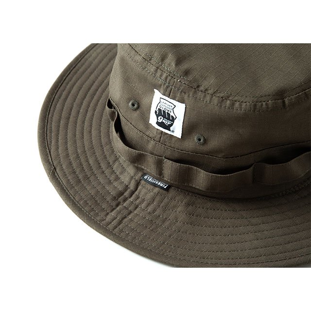 [GSA-38] FP CAMP HAT / OLIVE