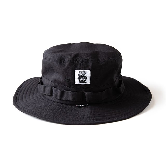 [GSA-38] FP CAMP HAT / BLACK