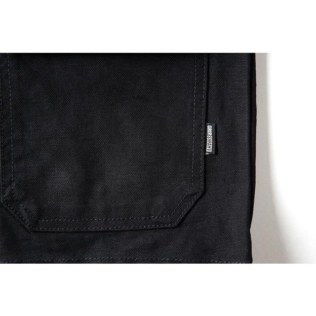 [GSJ-50] CAMP SALVAGE PARKA / BLACK