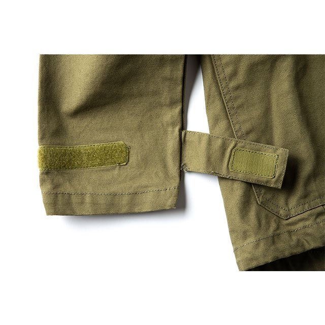 [GSJ-50] CAMP SALVAGE PARKA / OLIVE