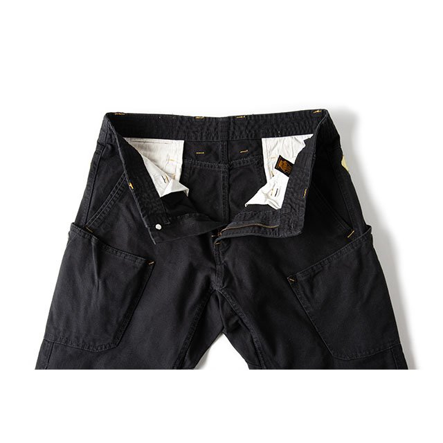 [GSP-12] WORK PANTS � / BLACK