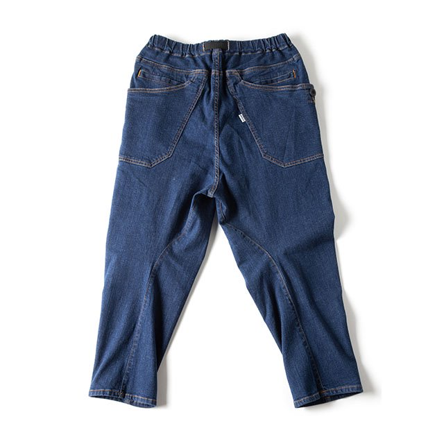 [GSP-59] JOG 3D WIDE CAMP PANTS / INDIGO