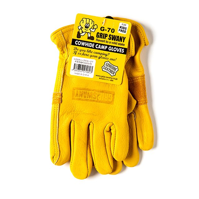 [G-70] KIDS CAMP GLOVES