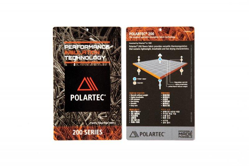 [GSC-30] POLARTEC CAMP POCKET FLEECE CREW / NAVY