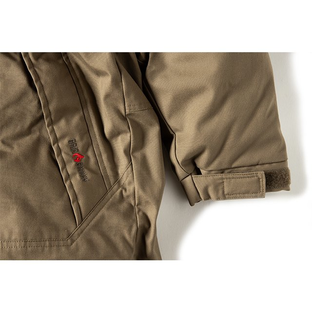 [GSJ-52] FIREPROOF MONSTER PARKA / OLIVE DB