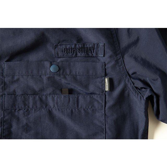 [GSS-28] GEAR SHIRT / NAVY