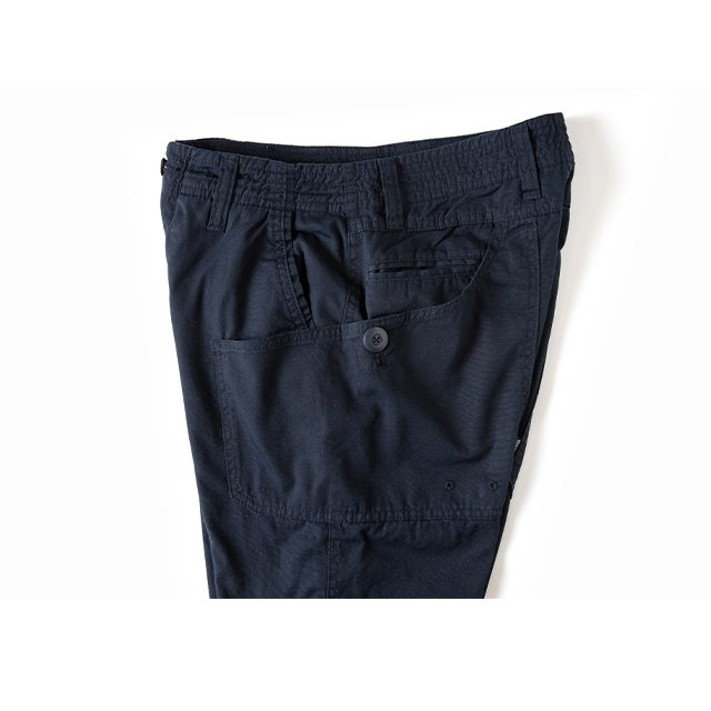 [GSP-62] FLANNEL LINING PANTS / NAVY