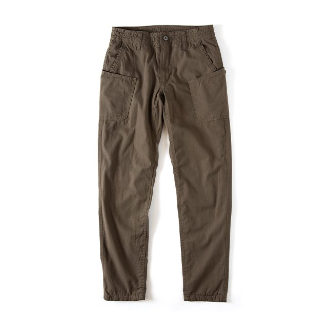 [GSP-62] FLANNEL LINING PANTS / OLIVE