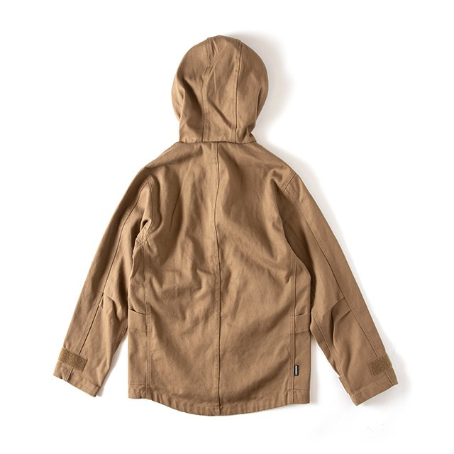 [GSJ-51] FIREPROOF CAMP PARKA / COYOTE