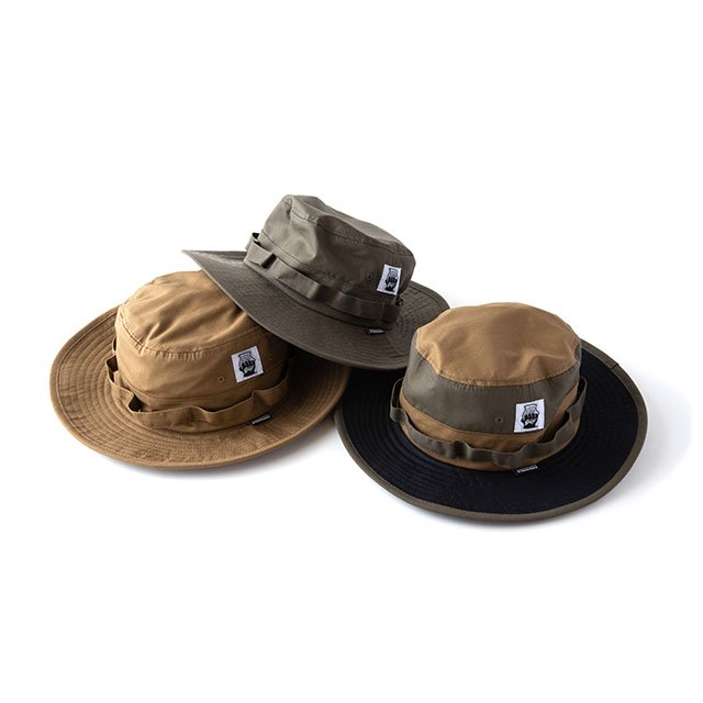 [GSA-46K] KID'S FP CAMP HAT / OLIVE