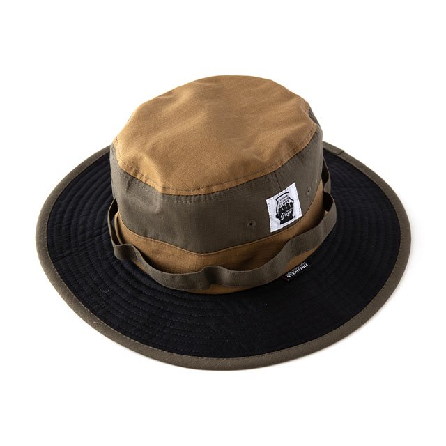 [GSA-46K] KID'S FP CAMP HAT / MULTI